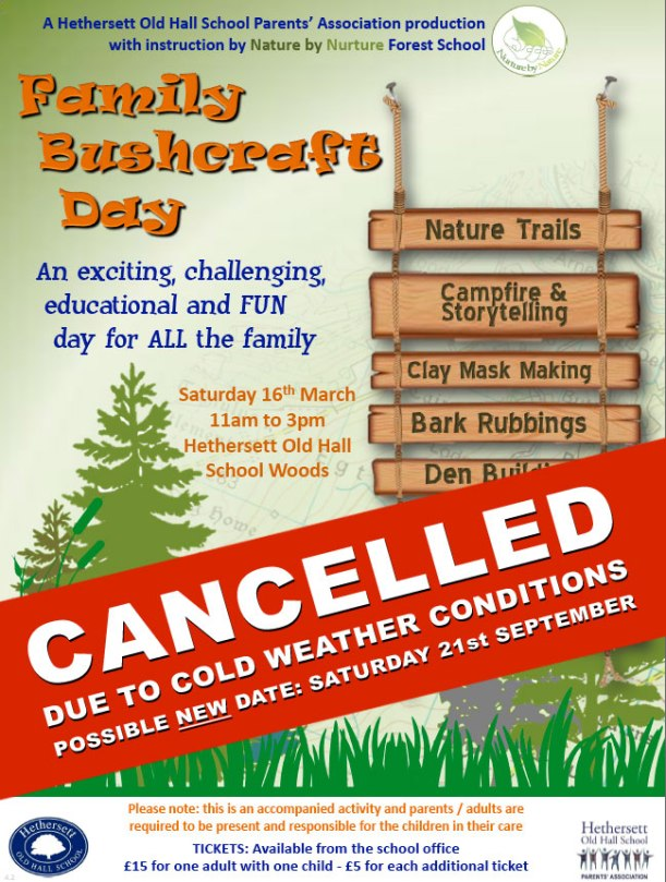 Bushcraft-cancelled