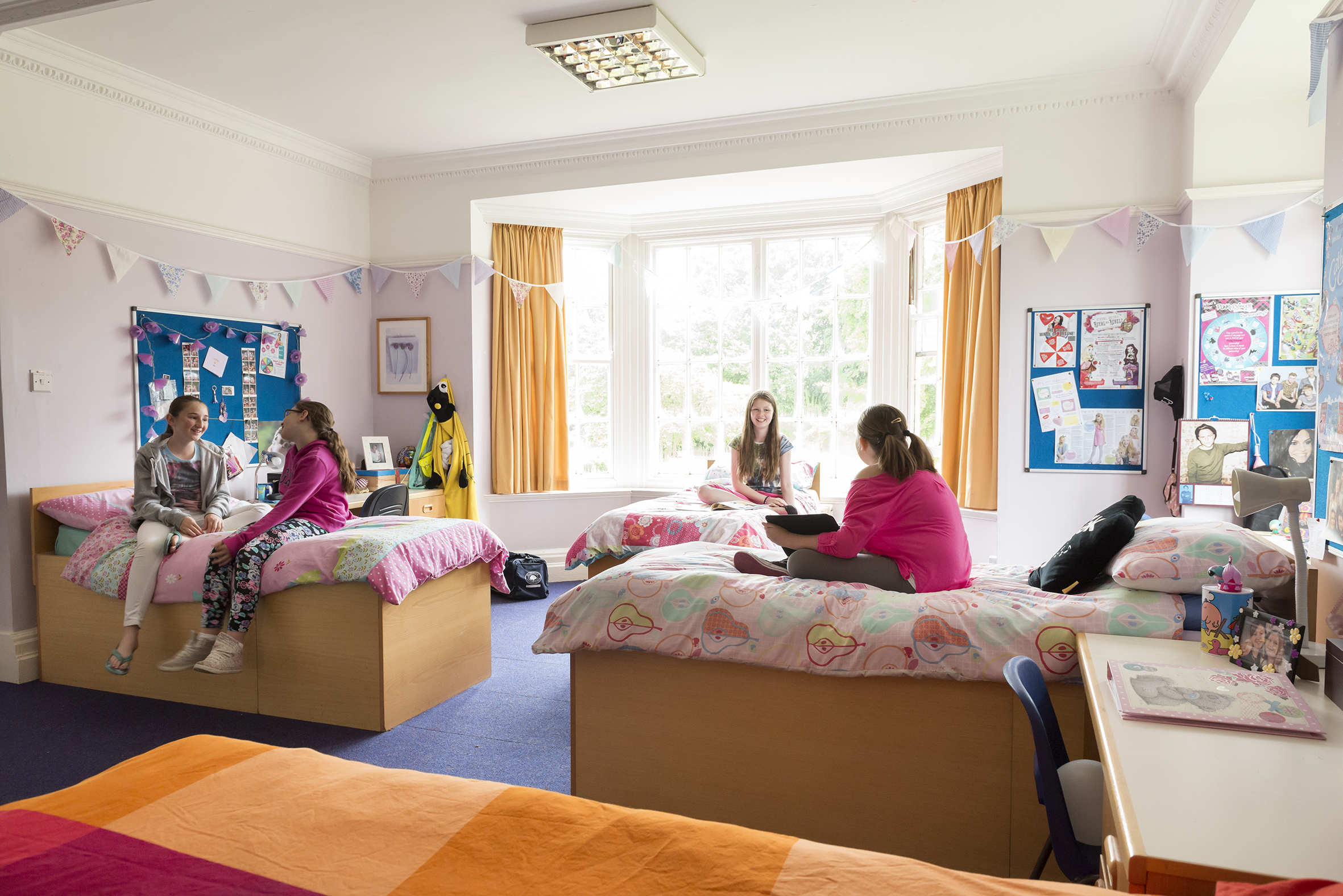 Boarding school life hethersett old hall school hohs blog an independent day school near - What can girl room look like ...