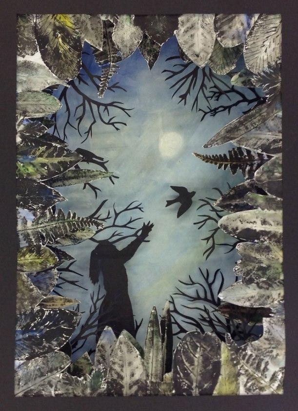 GCSE-artwork-Alice