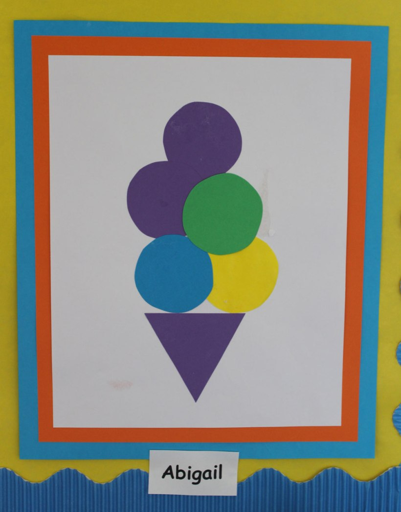 Reception-shapes