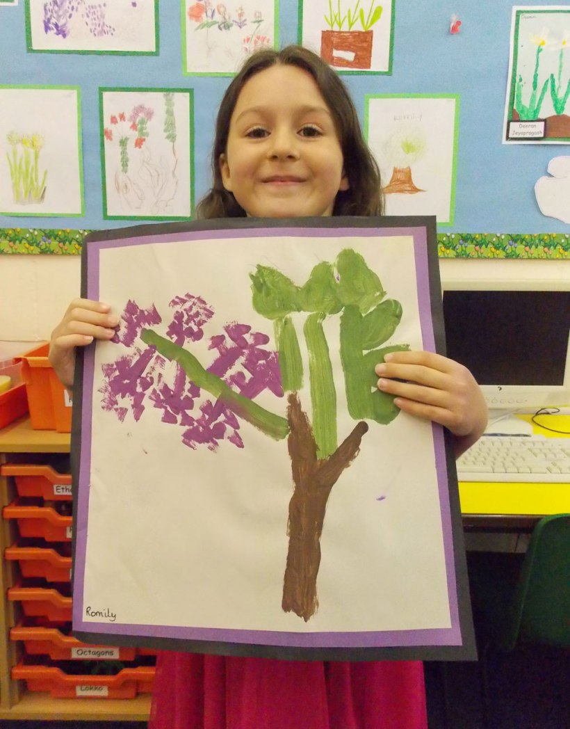 Year-1-Flower-painting5