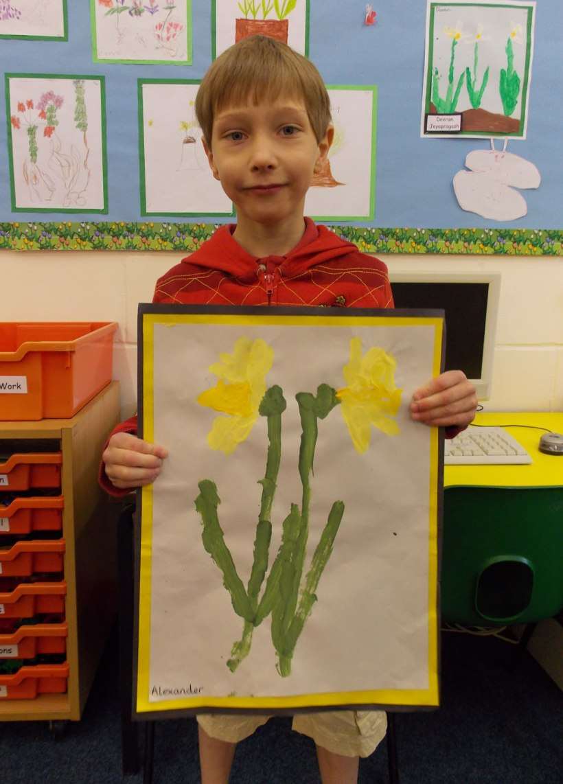 Year-1-Flower-painting6
