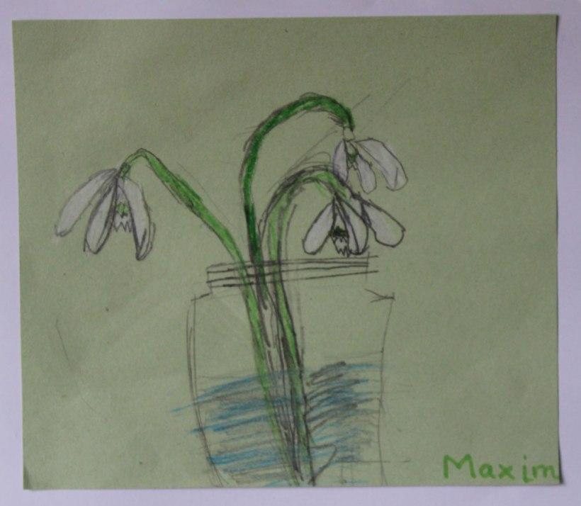 Year-1-spring-art