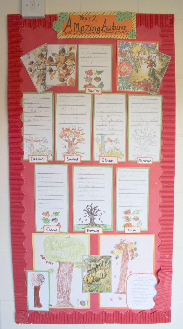 Year-2-Autumn-Poems
