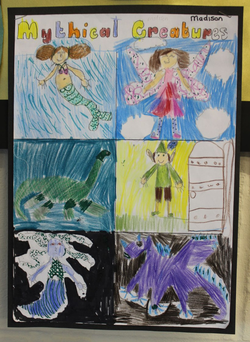 Year-3-mythical-creatures6
