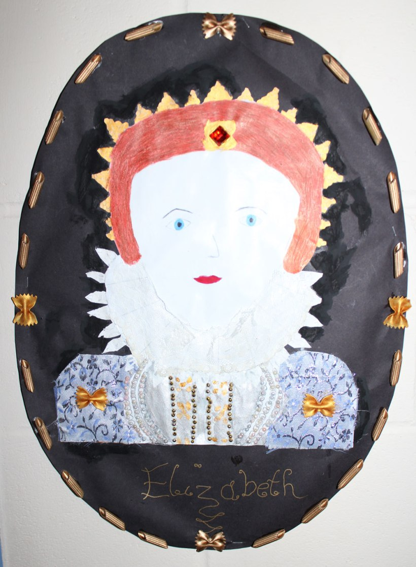 Year-6-Tudor-portraits