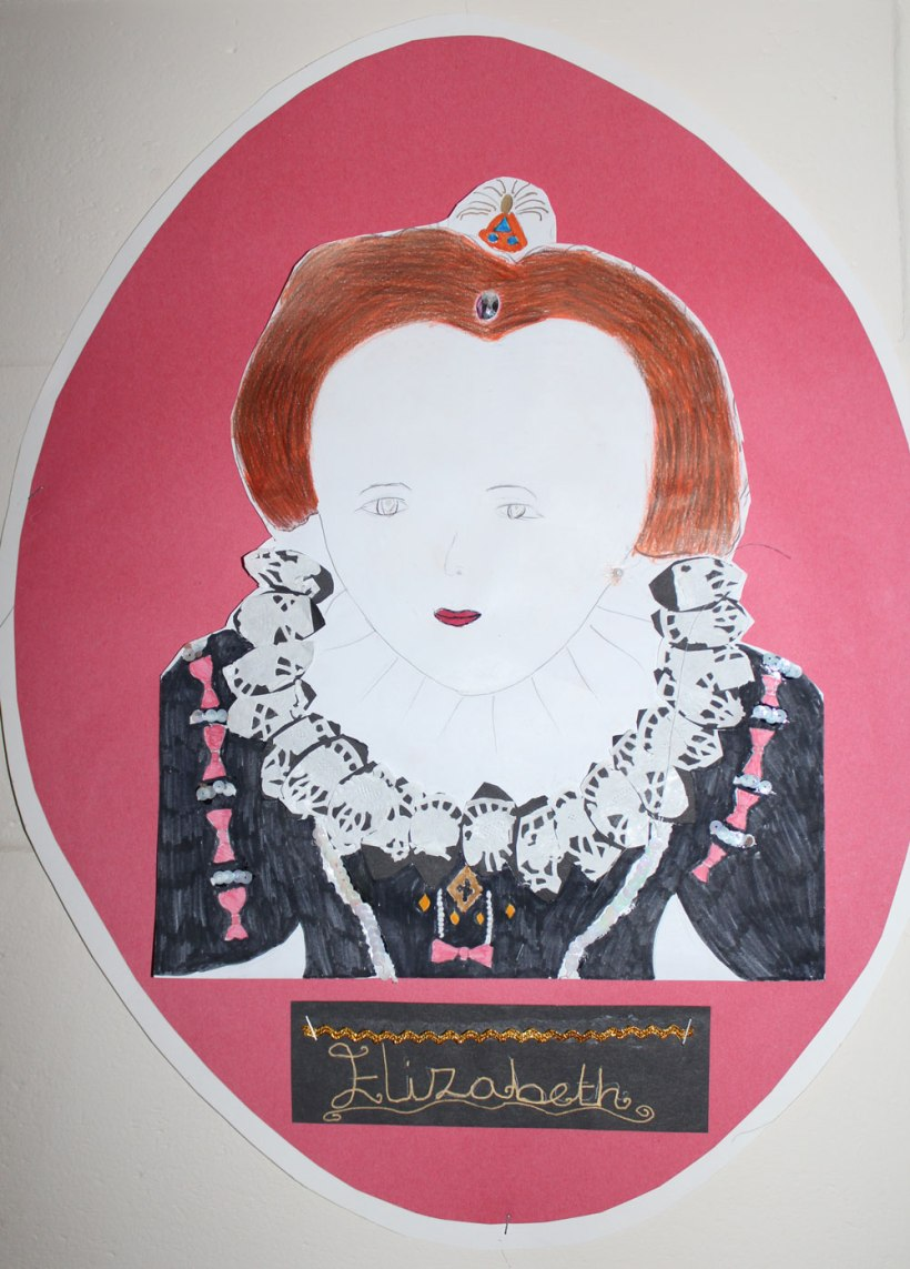 Year-6-Tudor-portraits4