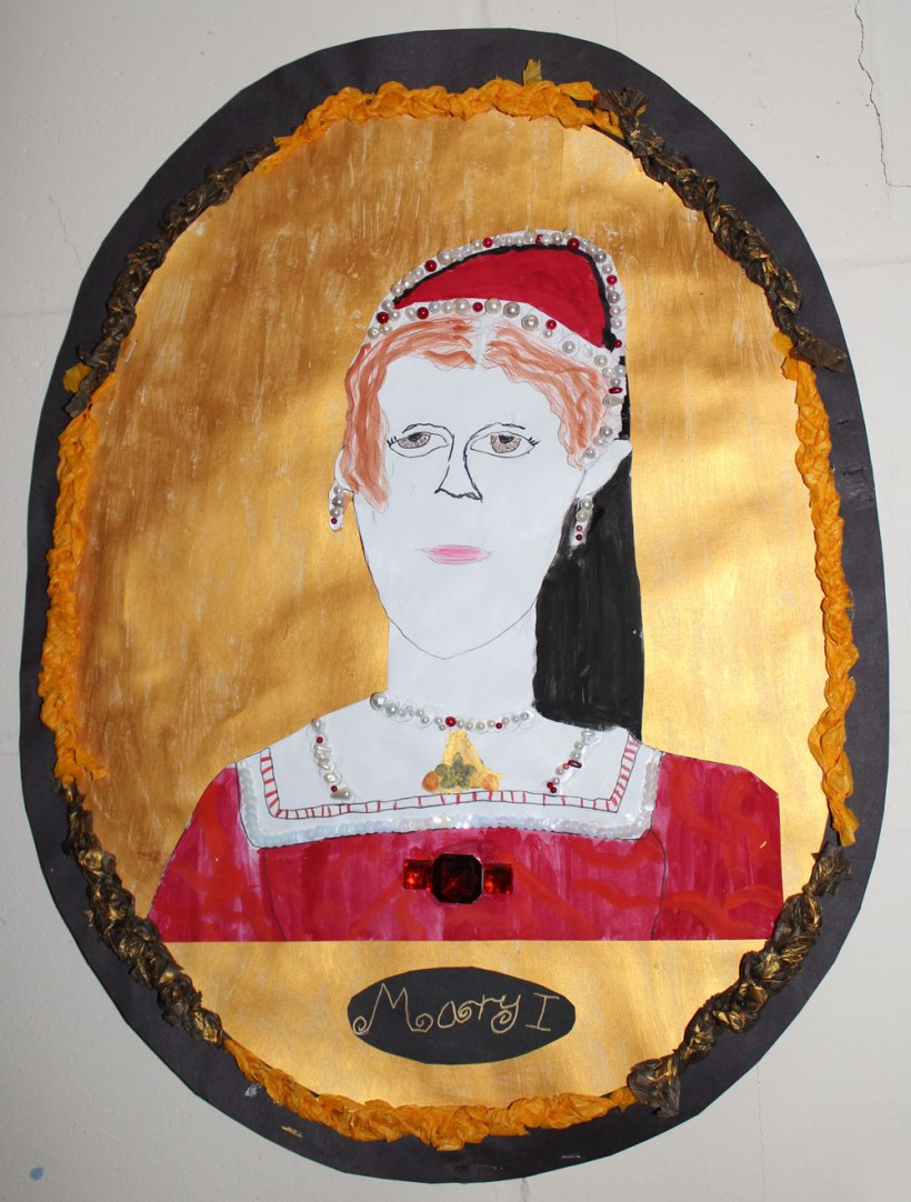 Year-6-Tudor-portraits5