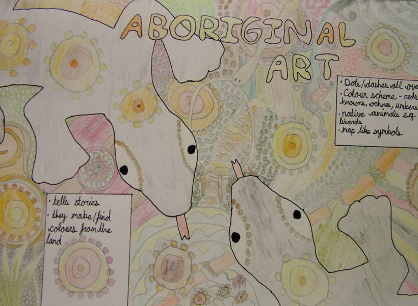 Year-7-art-aboriginal-designs2