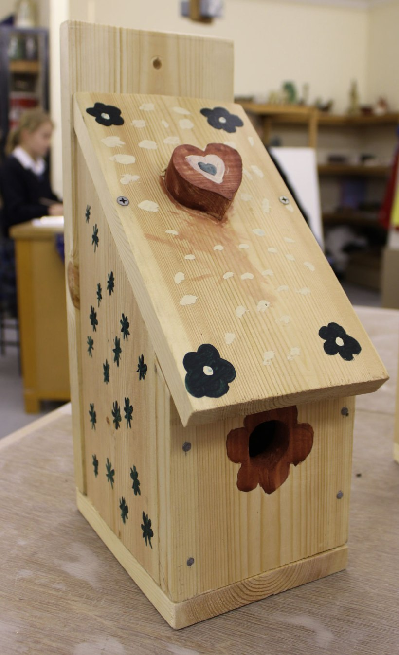 Year-7-woodwork-birdhouses4