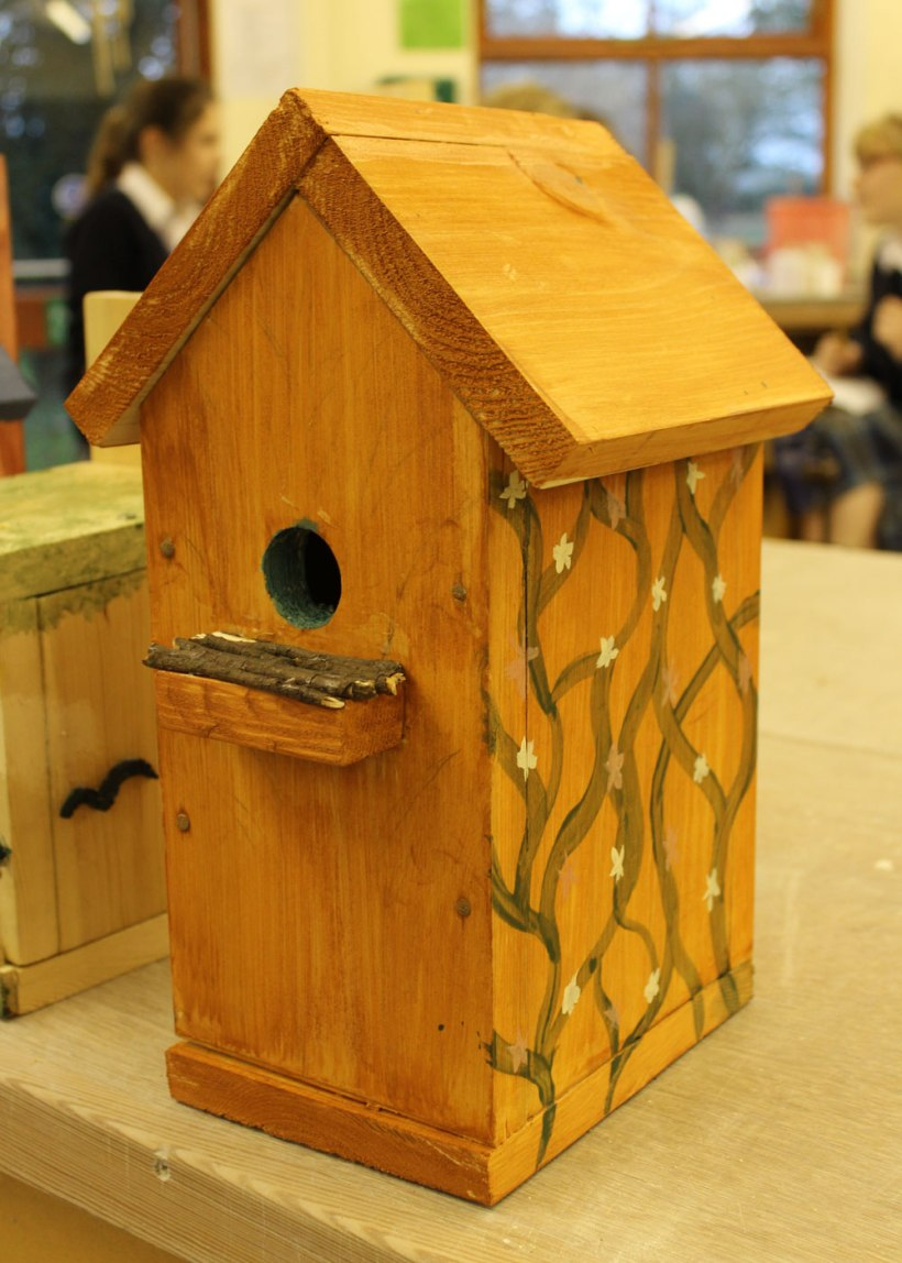 Year-7-woodwork-birdhouses7
