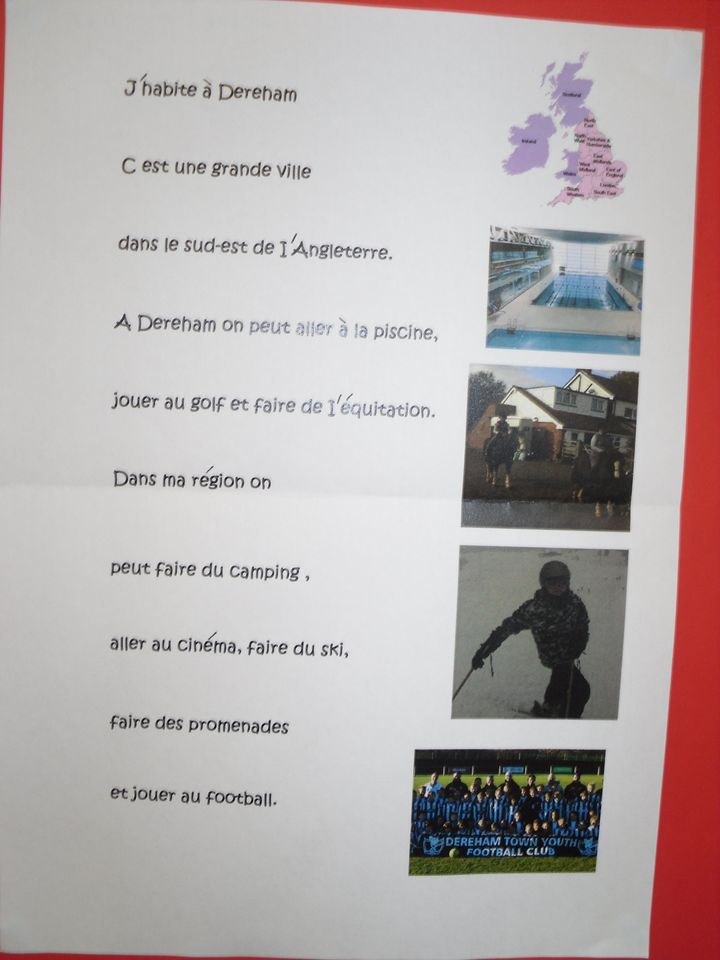 Year 8 French9