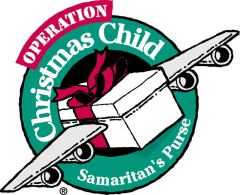 Op Xmas Child logo