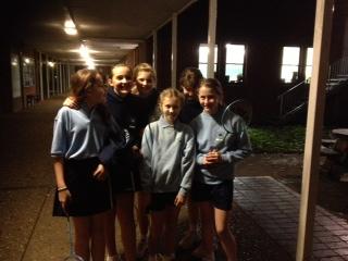 Badminton team Dec