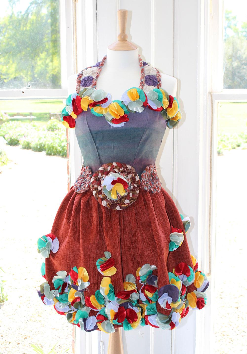 a2 textiles coursework