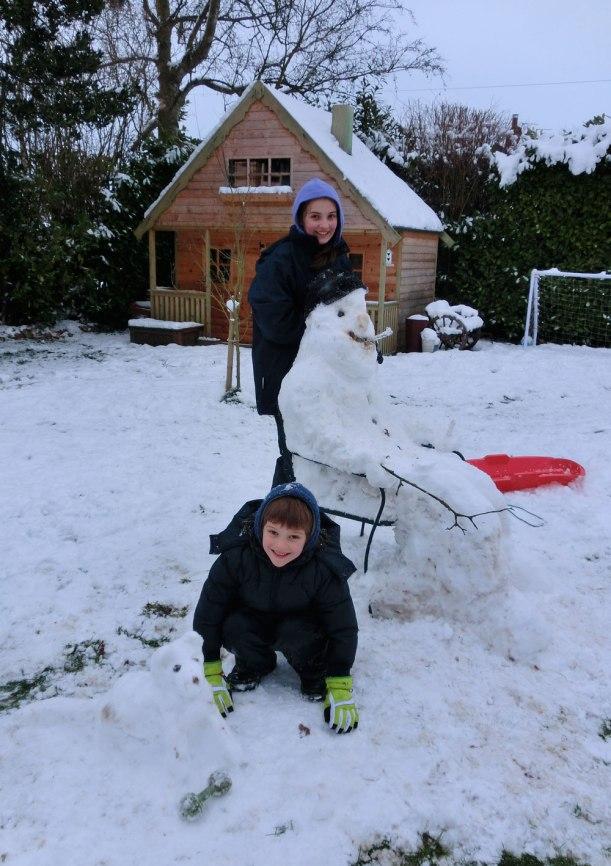 snowman-and-snowdog