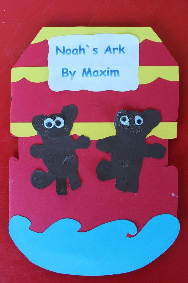Noah's-Ark-books