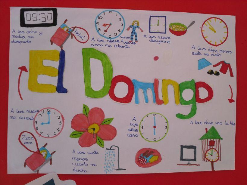 Year 6 Spanish