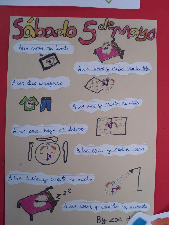 Year 6 Spanish2
