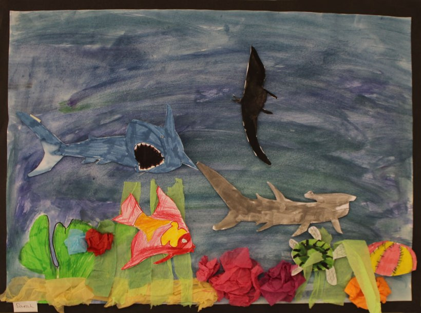Year-6-under-the-sea-artwork5