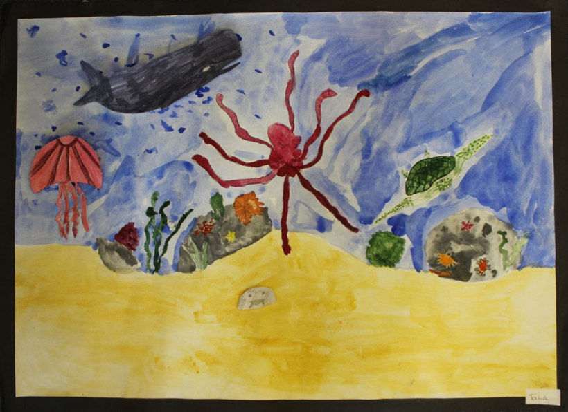 Year-6-under-the-sea-artwork6