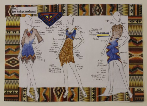 gcse textiles coursework final evaluation A secondary school revision resource for gcse art evaluating your work an evaluation is a piece of writing where you look evaluating your final.