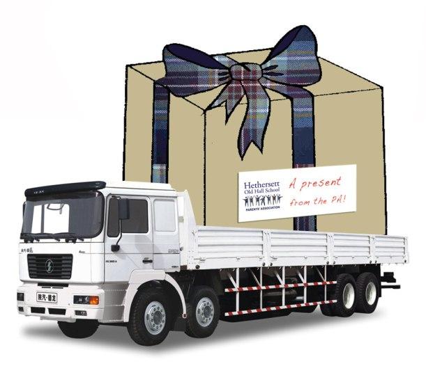 PA-present-on-Lorry