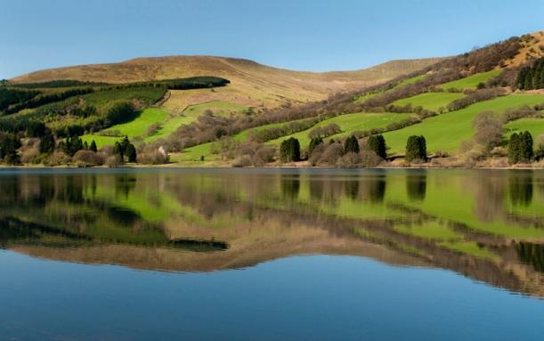 Talybont Reservoir Brecon Beacons 2