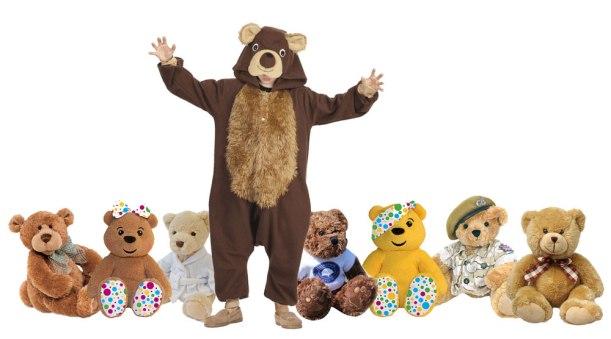 Children-in-Need-bears
