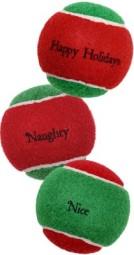 christmastennisballs