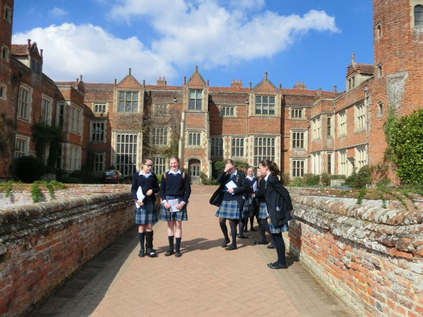 Year-8-Kentwell-Hall