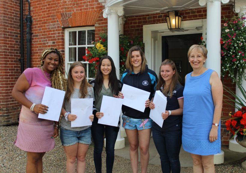 2014 A level results2SM