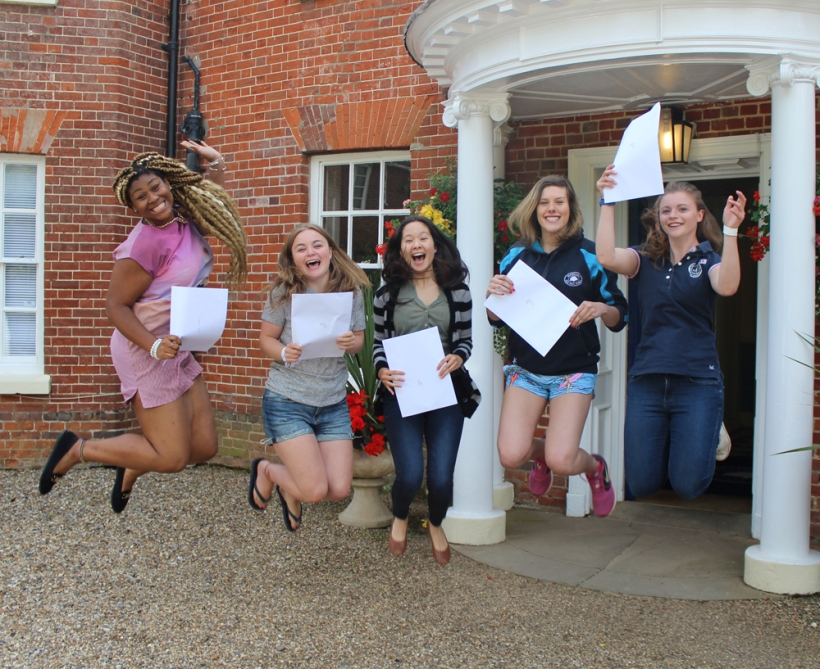 A Level Results 2014SM