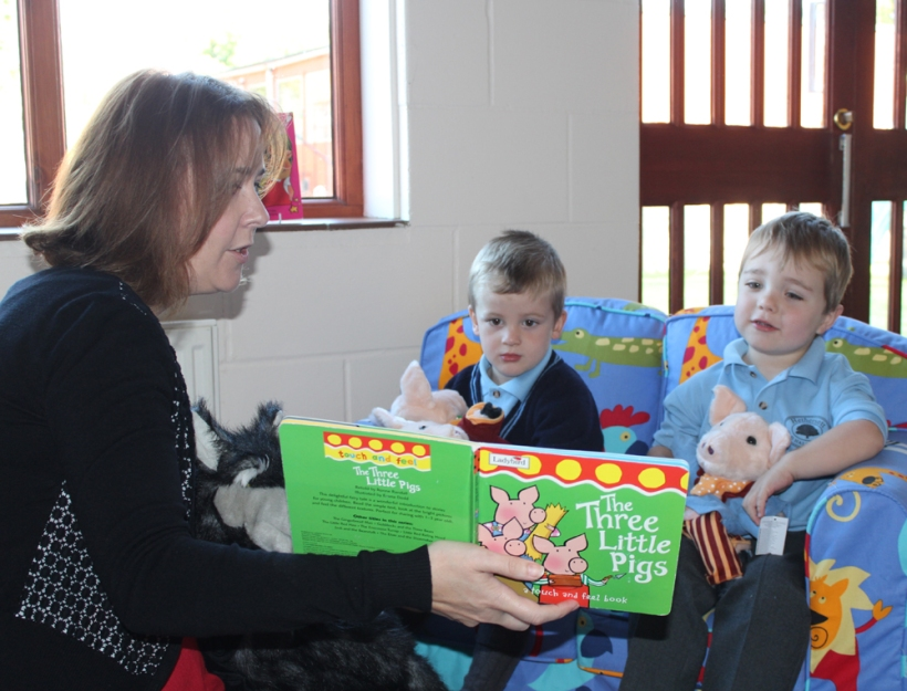 Nursery storytime3