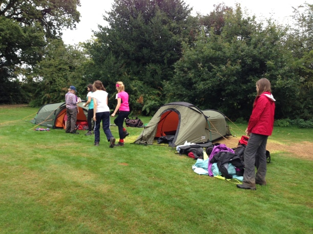 Sept 2014 Bronze DofE