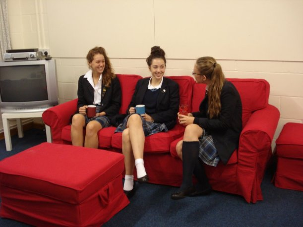Year 11 common room