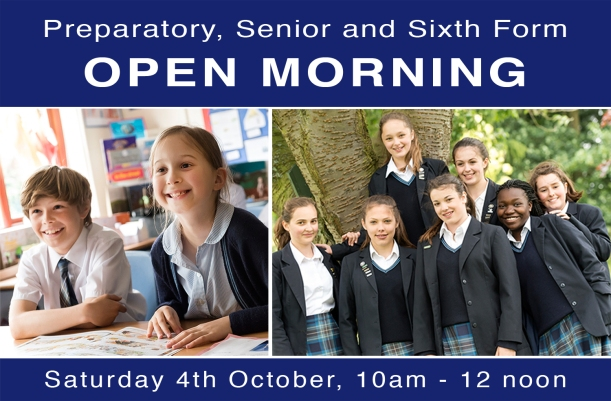 HOHS Open Day Website