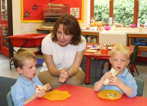 Nursery-Healthy-Eating
