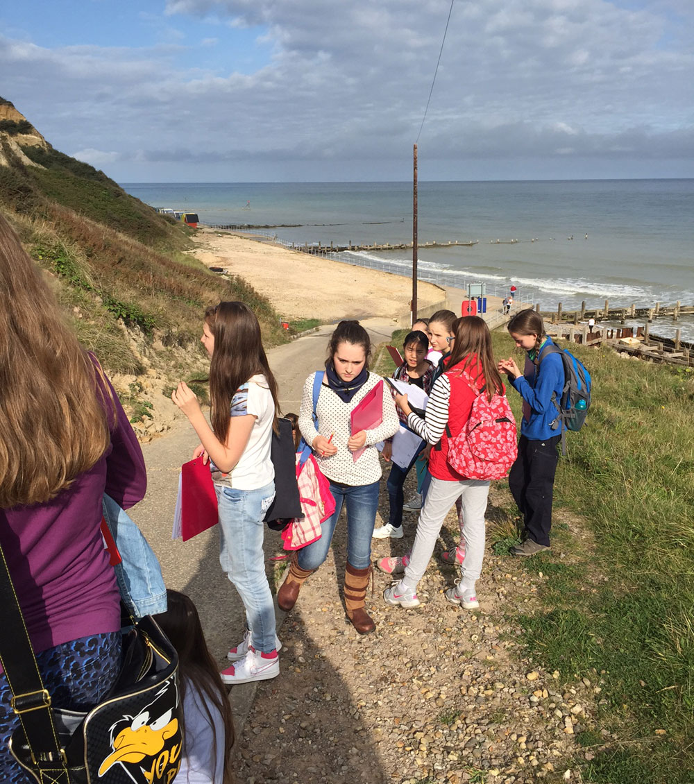 Us Columbine Shares Message For Nearby School After: Cromer & Overstrand (Year 8)