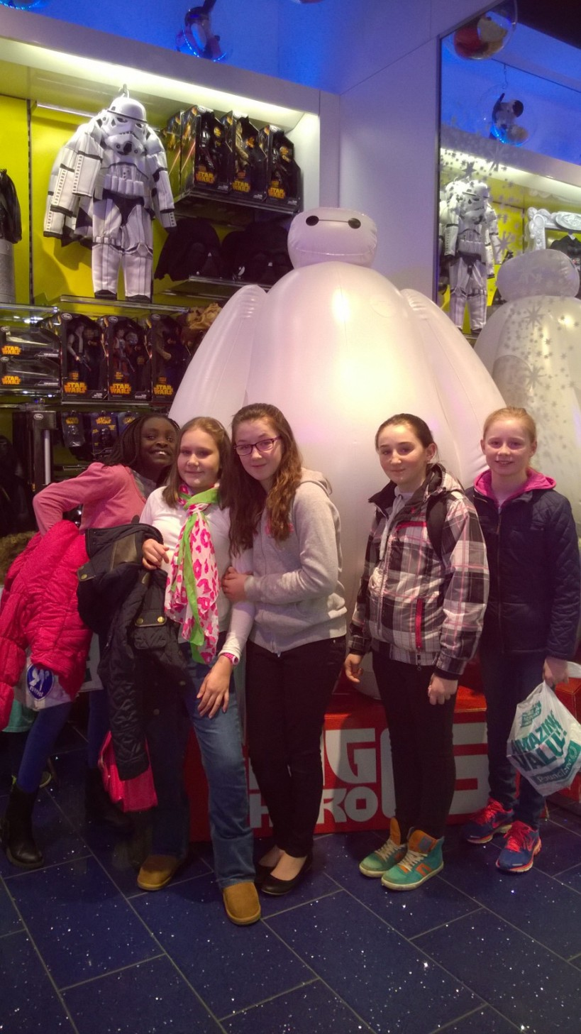 Boarders shopping March3
