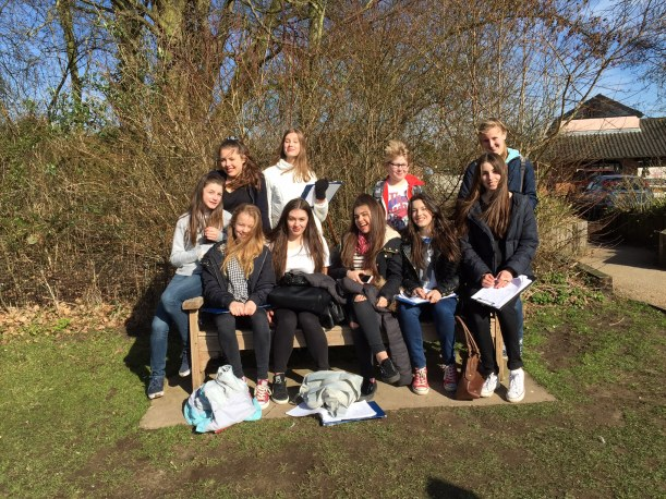 Year 10 geography trip