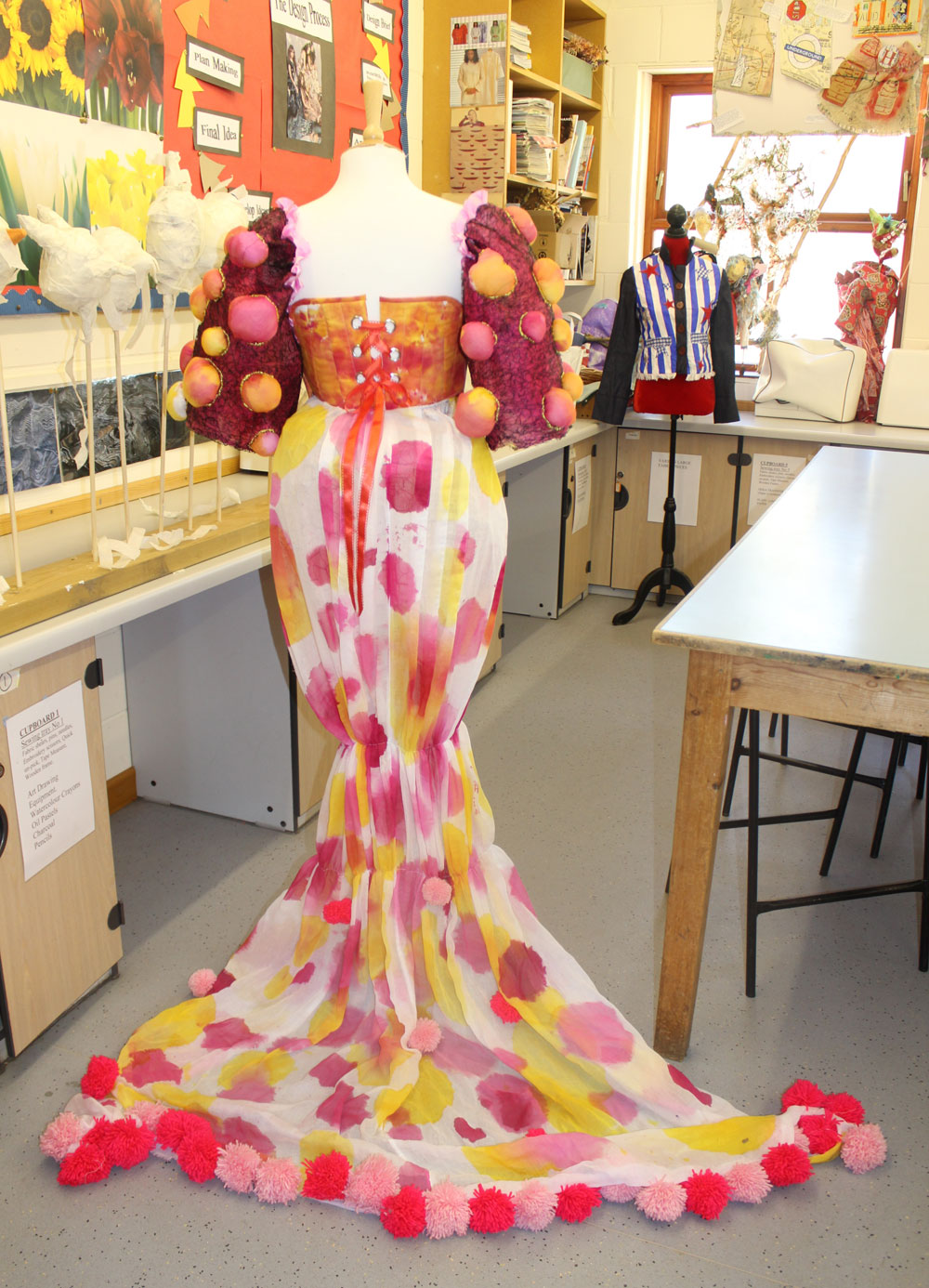 a level product design textiles coursework