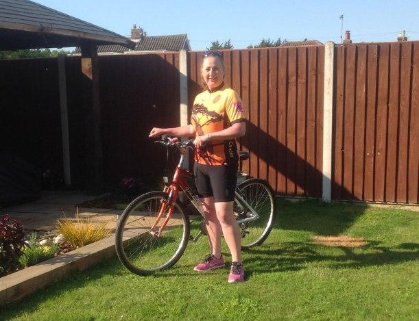 Tracey-Barrow-bike-ride