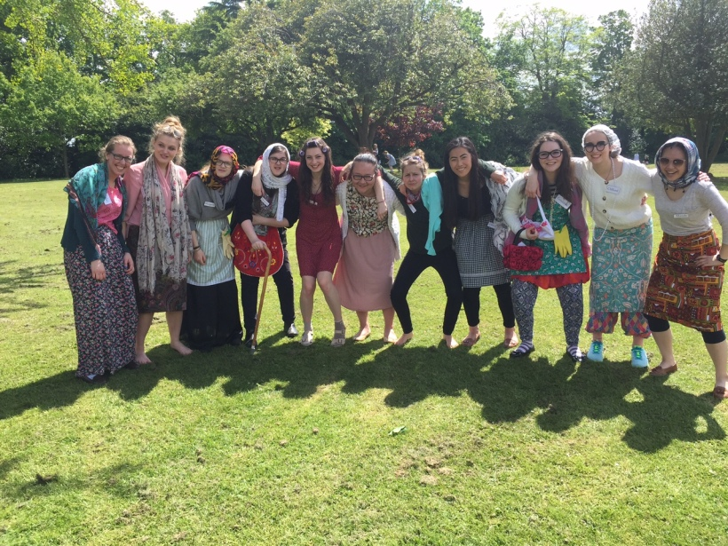 Year 13 Leavers picnic3