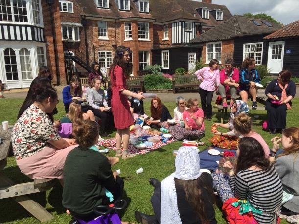Year 13 Leavers picnic4