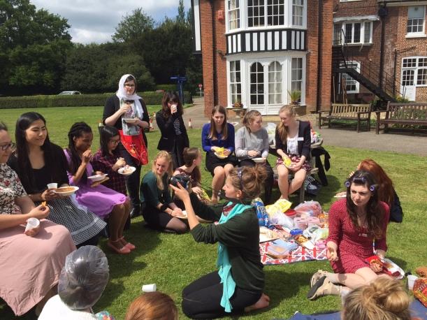 Year 13 picnic5