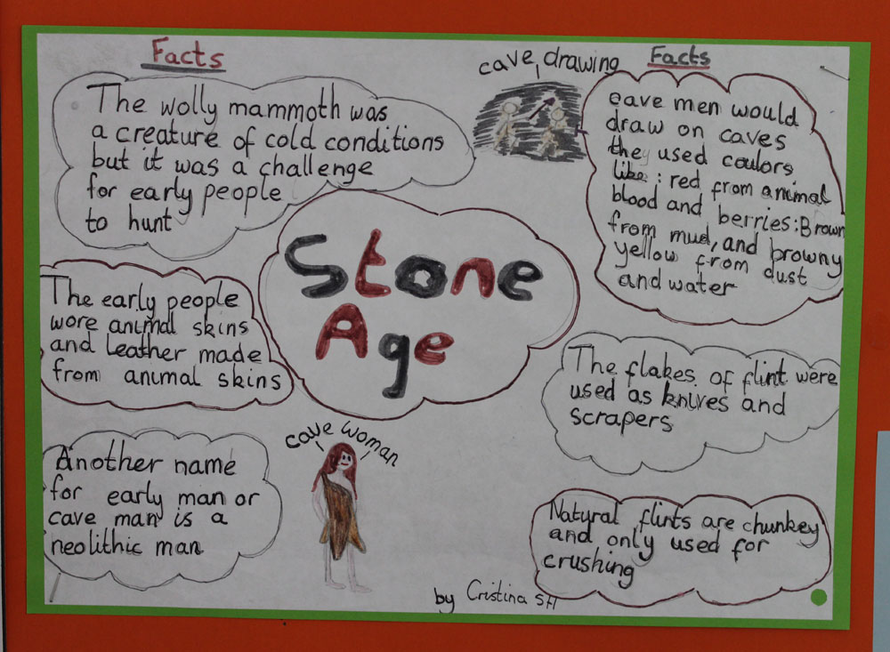 Stone age homework