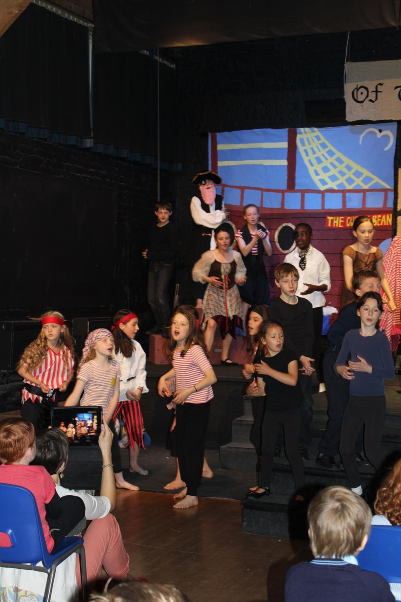2015 Prep School PLay19