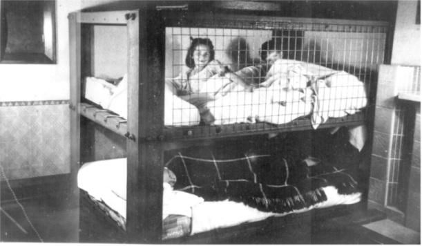 1940s Morrison shelter