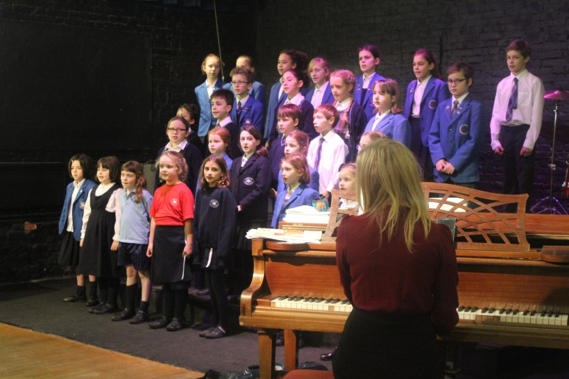 concert junior choir